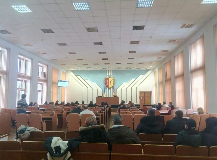 В Каменском прошёл день информирования депутатов, фото-1