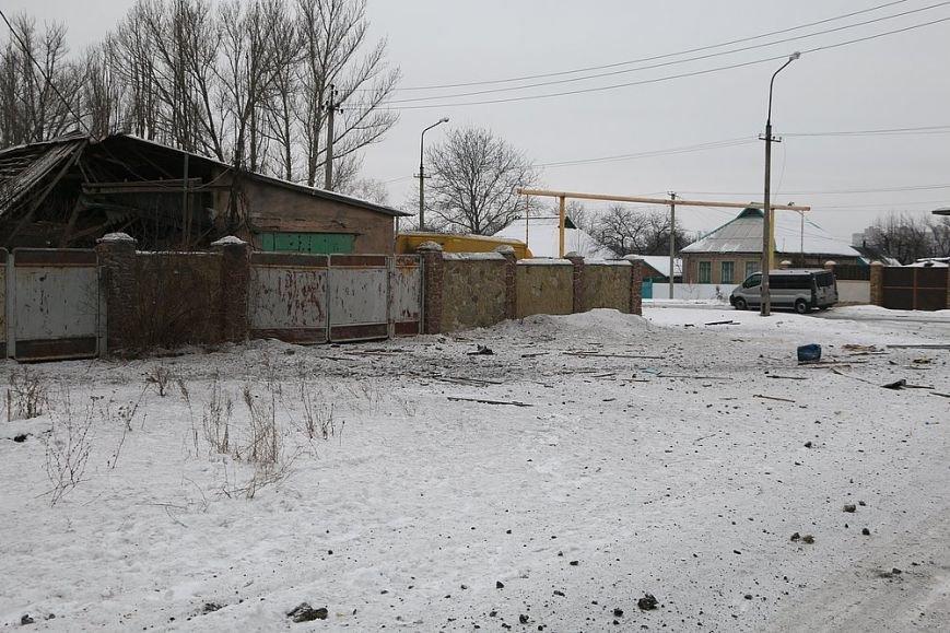 Розбомблена Авдіївка (ФОТО), фото-31