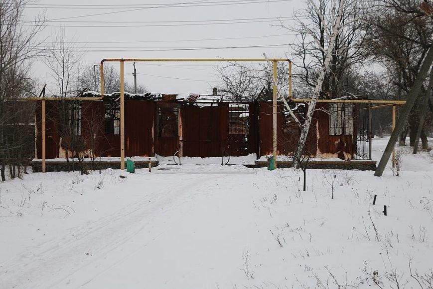 Розбомблена Авдіївка (ФОТО), фото-18