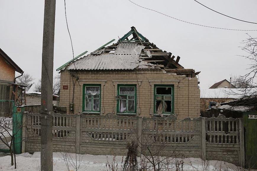 Розбомблена Авдіївка (ФОТО), фото-25