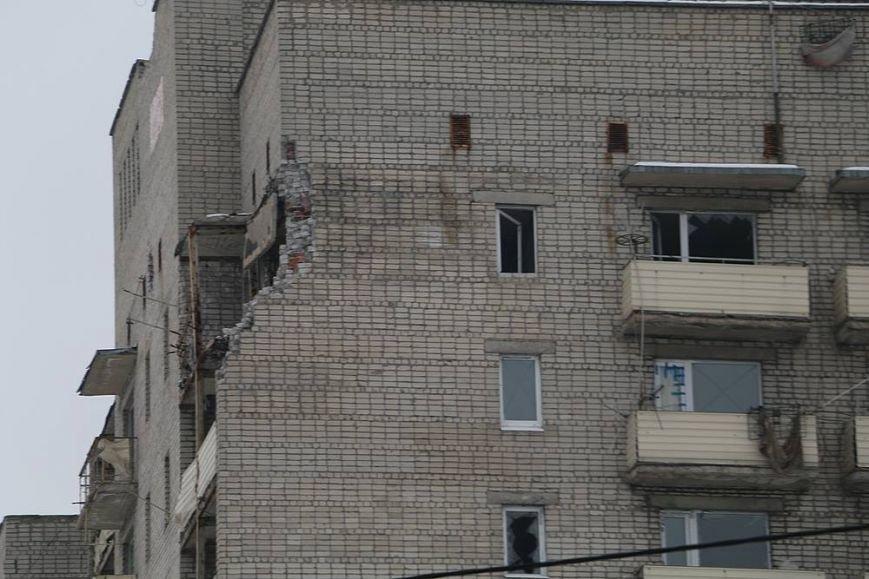 Розбомблена Авдіївка (ФОТО), фото-26