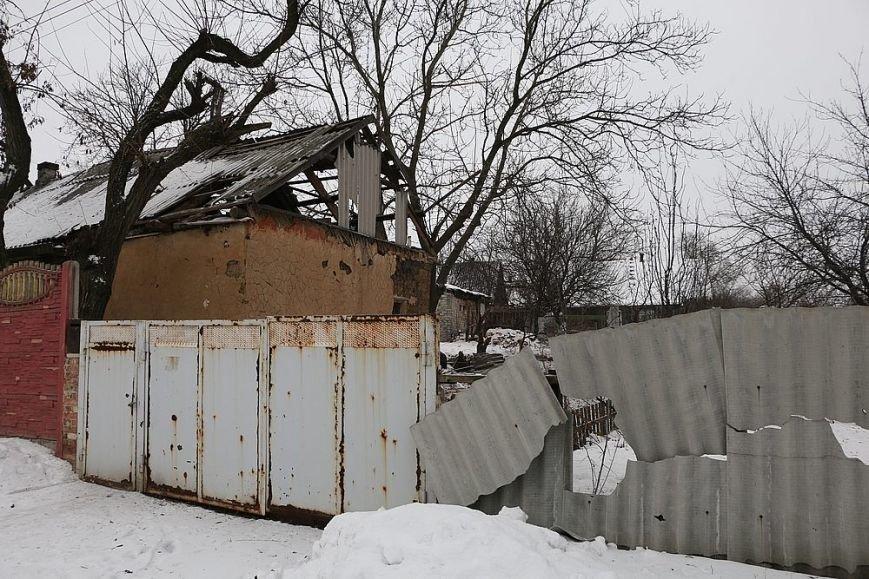Розбомблена Авдіївка (ФОТО), фото-21