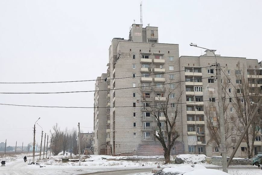 Розбомблена Авдіївка (ФОТО), фото-28