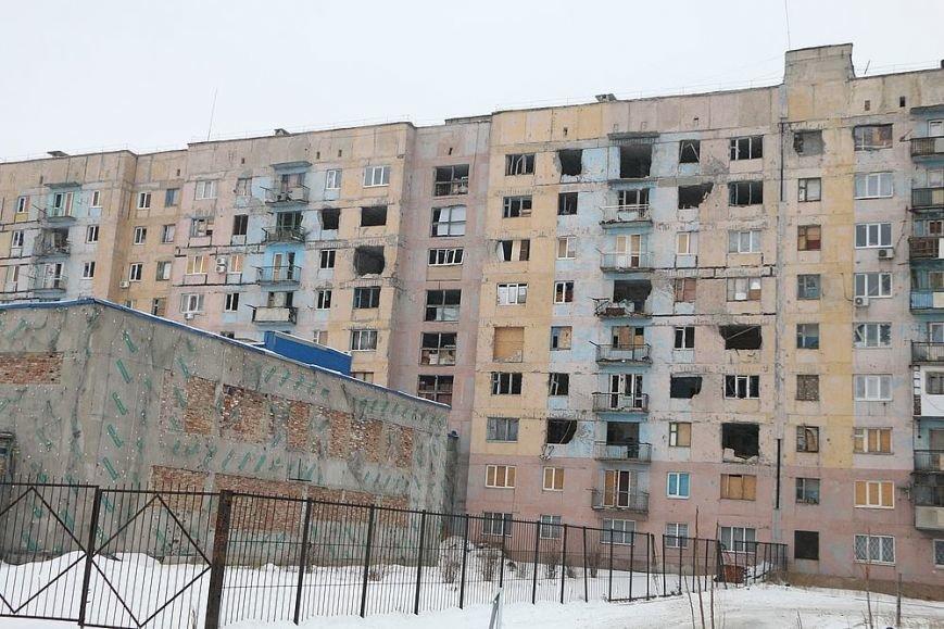 Розбомблена Авдіївка (ФОТО), фото-30