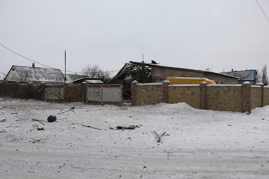 Розбомблена Авдіївка (ФОТО), фото-22