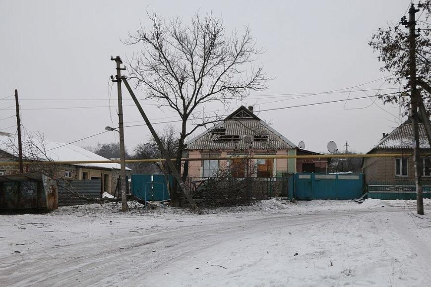 Розбомблена Авдіївка (ФОТО), фото-16