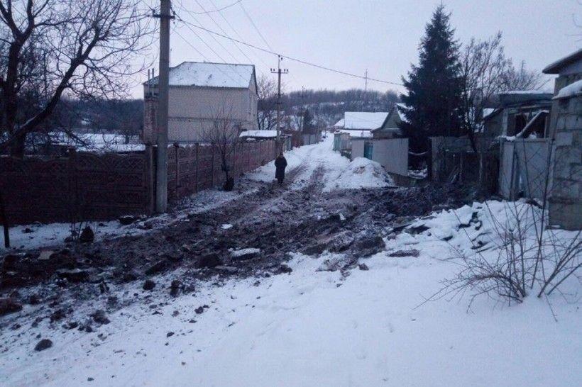 Розбомблена Авдіївка (ФОТО), фото-4