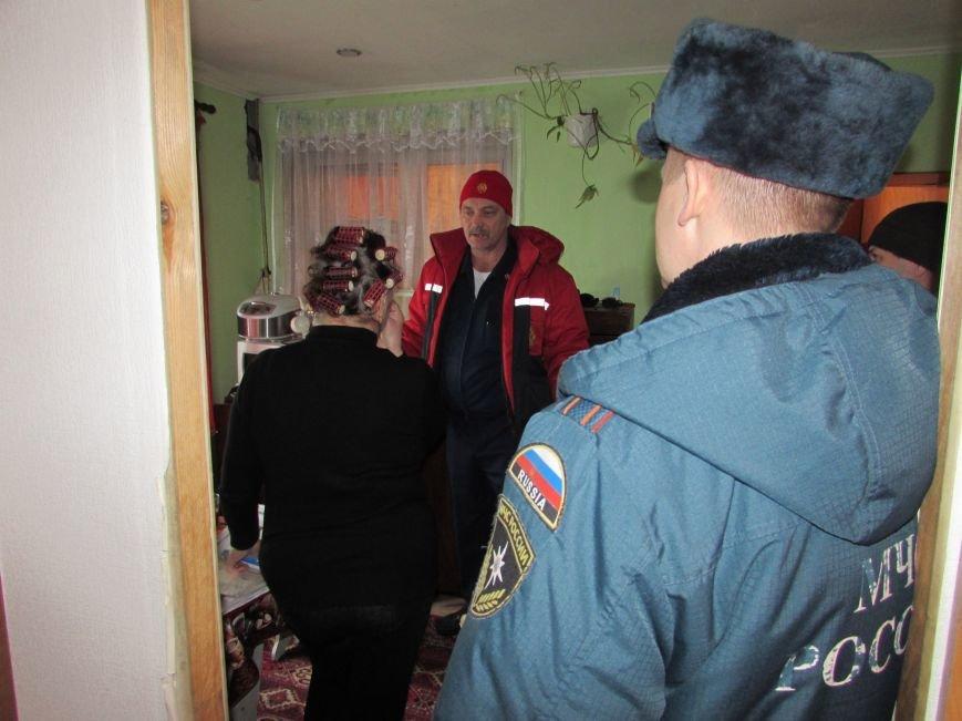Пожарный надзор проверяет и предупреждает, фото-3