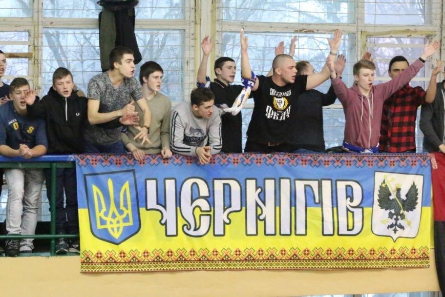 Черниговский «Буревестник» без проблем обыграл соперника, фото-4