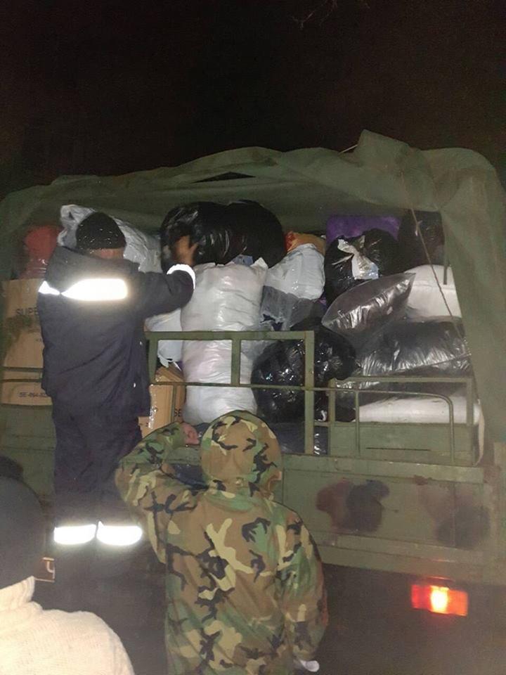 Из Херсона в Авдеевку вновь отправлена гуманитарная помощь (фото), фото-1