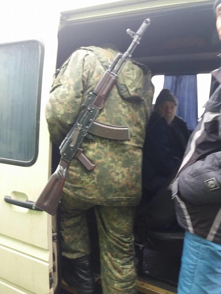 """Ветеранов батальона """"Кривбасс"""", поддержавших блокаду торговли с оккупированными территориями """"заблокировали"""" (ФОТО, ВИДЕО), фото-6"""