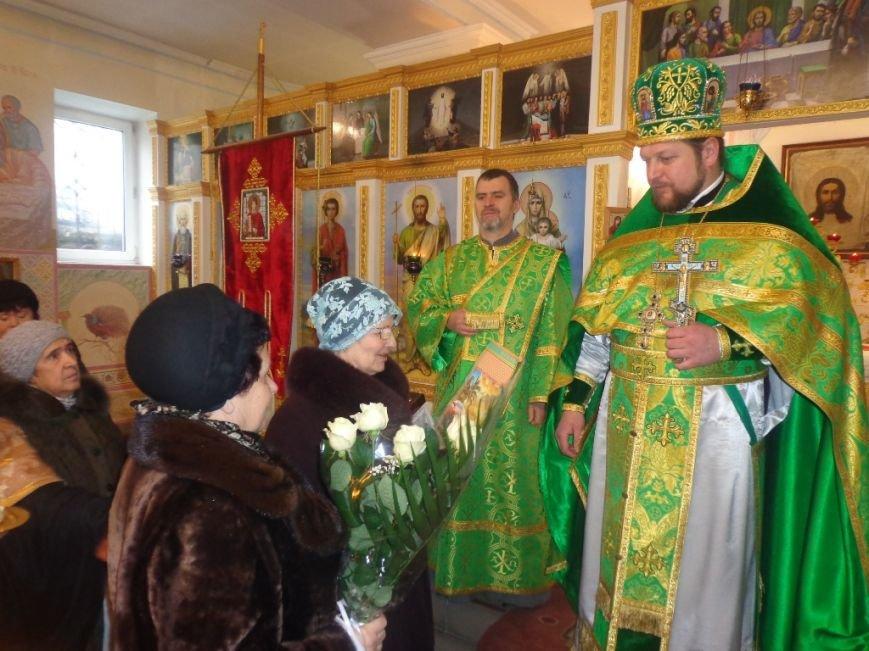 Благочинного церквей города Мелитополя поздравляли с Днем ангела, фото-7