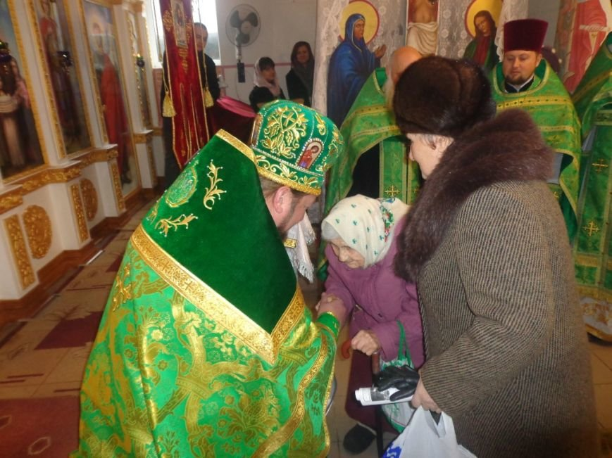 Благочинного церквей города Мелитополя поздравляли с Днем ангела, фото-9