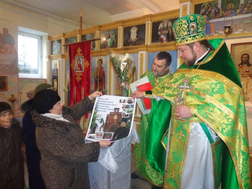 Благочинного церквей города Мелитополя поздравляли с Днем ангела, фото-8