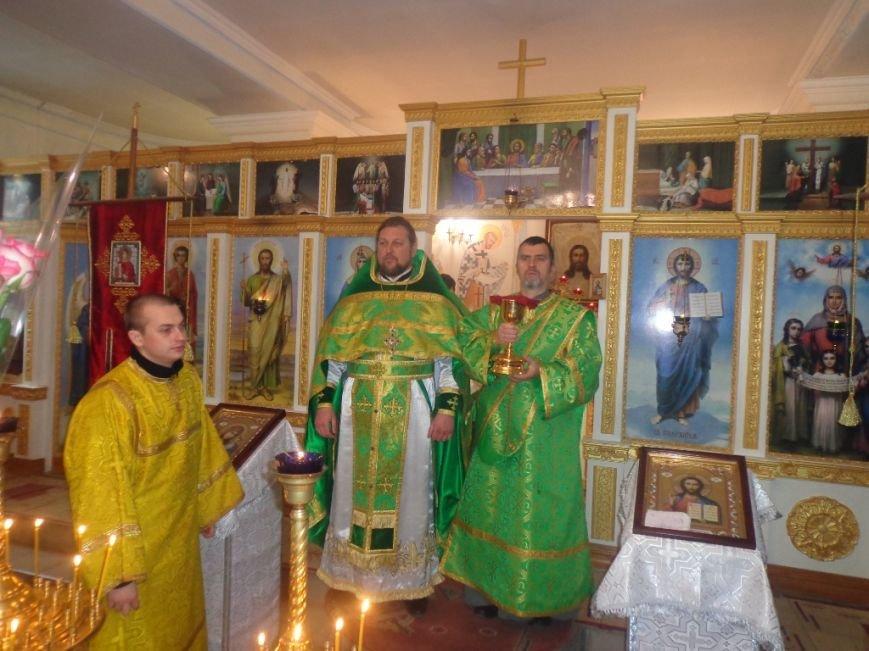 Благочинного церквей города Мелитополя поздравляли с Днем ангела, фото-1