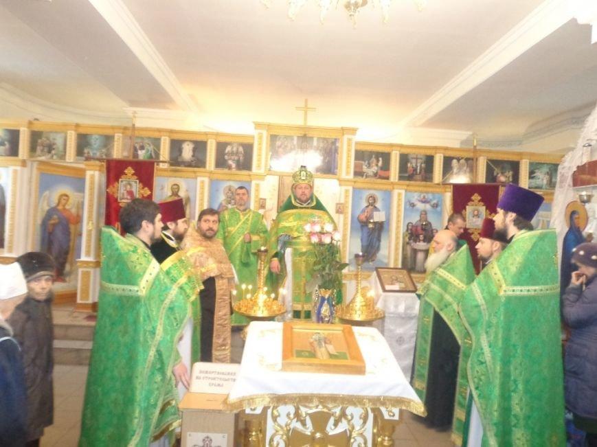 Благочинного церквей города Мелитополя поздравляли с Днем ангела, фото-4