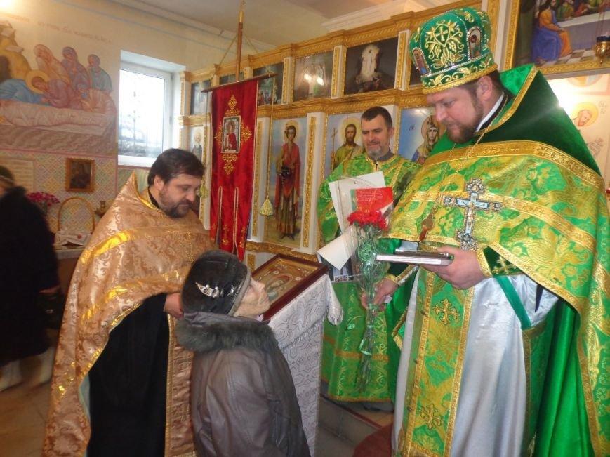 Благочинного церквей города Мелитополя поздравляли с Днем ангела, фото-10