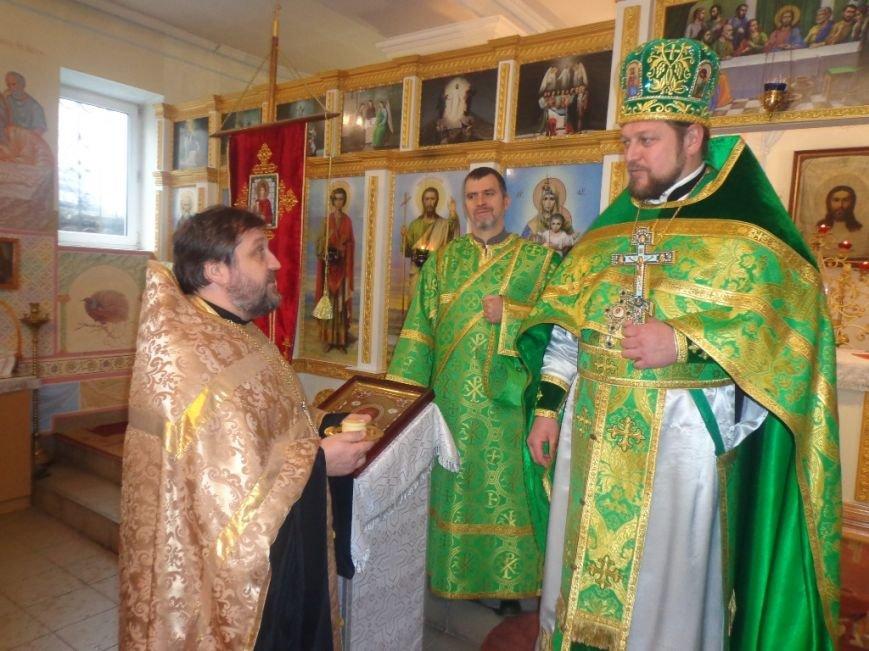 Благочинного церквей города Мелитополя поздравляли с Днем ангела, фото-6