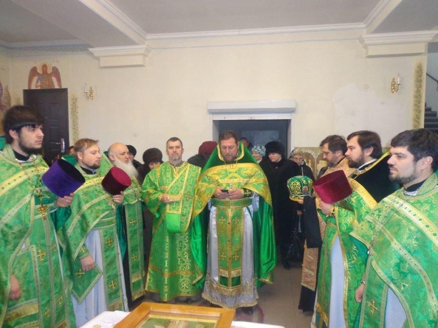 Благочинного церквей города Мелитополя поздравляли с Днем ангела, фото-2