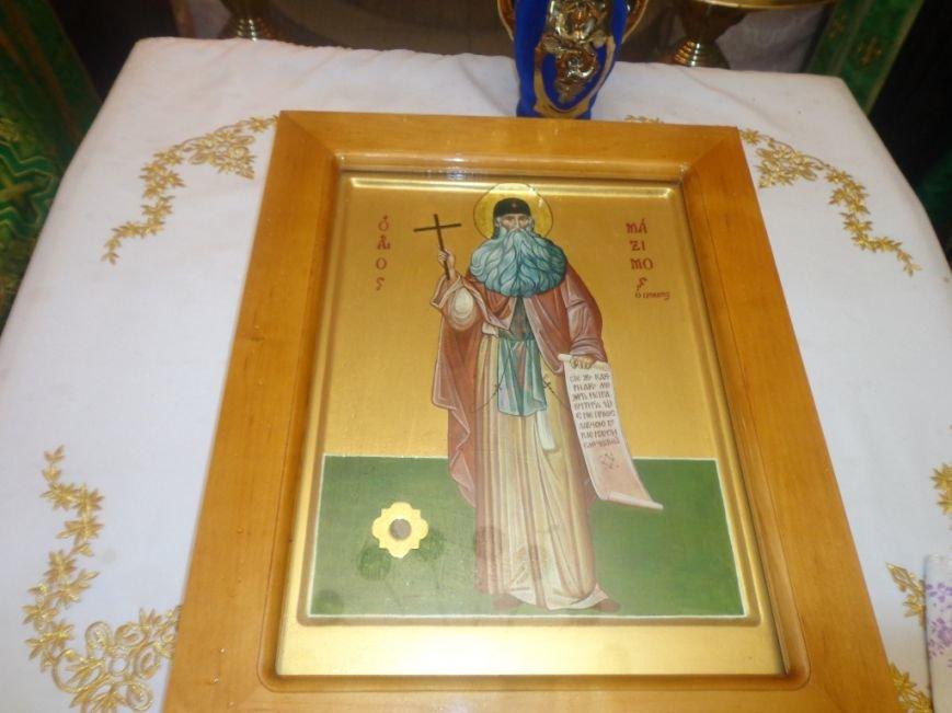 Благочинного церквей города Мелитополя поздравляли с Днем ангела, фото-5