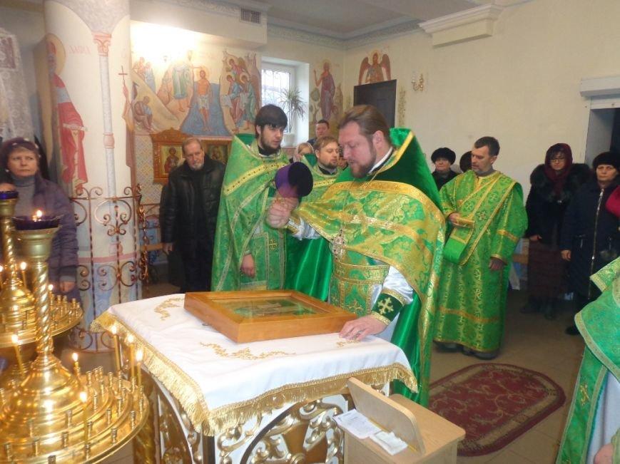 Благочинного церквей города Мелитополя поздравляли с Днем ангела, фото-3