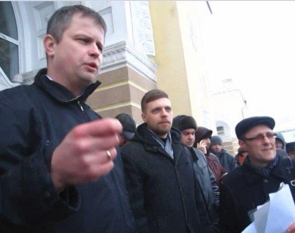 Конотоп протестував проти постанови Укрзалізниці (+ВІДЕО, повна версія), фото-1