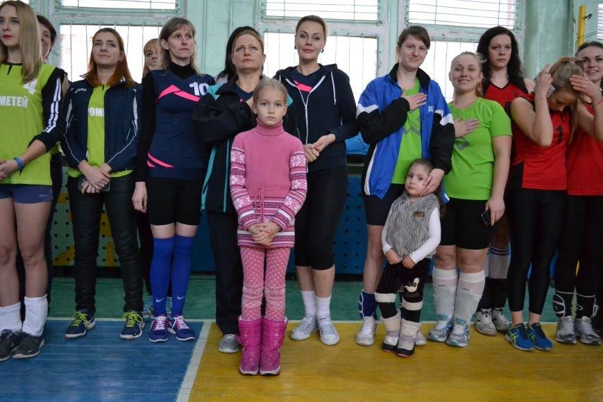 В Каменском открылся городской чемпионат по волейболу, фото-6