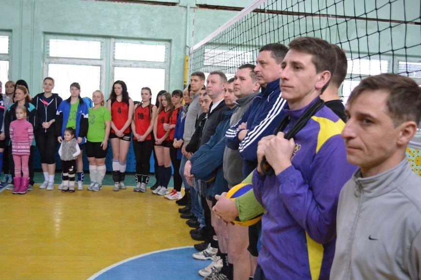 В Каменском открылся городской чемпионат по волейболу, фото-3