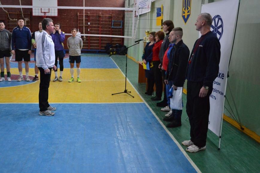 В Каменском открылся городской чемпионат по волейболу, фото-5