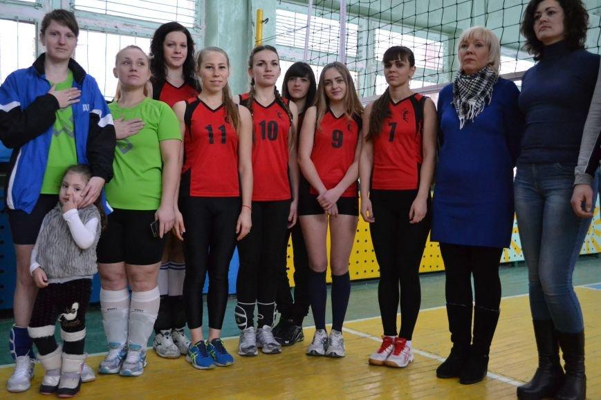 В Каменском открылся городской чемпионат по волейболу, фото-7