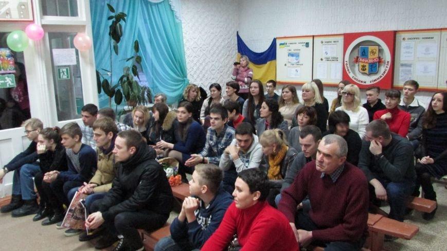 Мелитопольские школы и гимназии распахнули двери для выпускников (фото, видео), фото-3