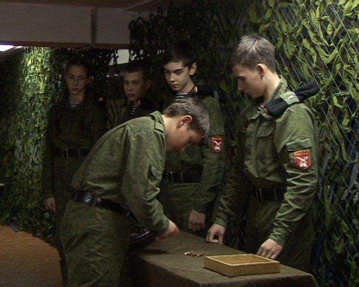 кадеты 5