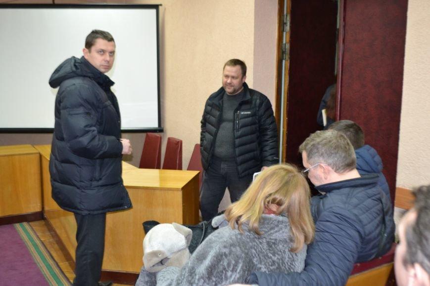 Криворожская ГИК решила выяснить судьбу  документов, которые после выборов сдавали в госархив (ФОТО), фото-7