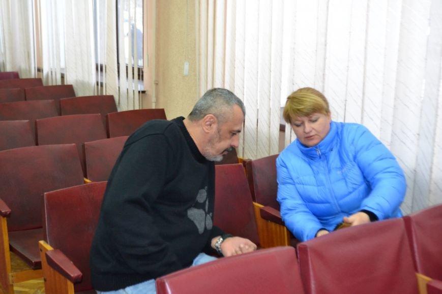 Криворожская ГИК решила выяснить судьбу  документов, которые после выборов сдавали в госархив (ФОТО), фото-9