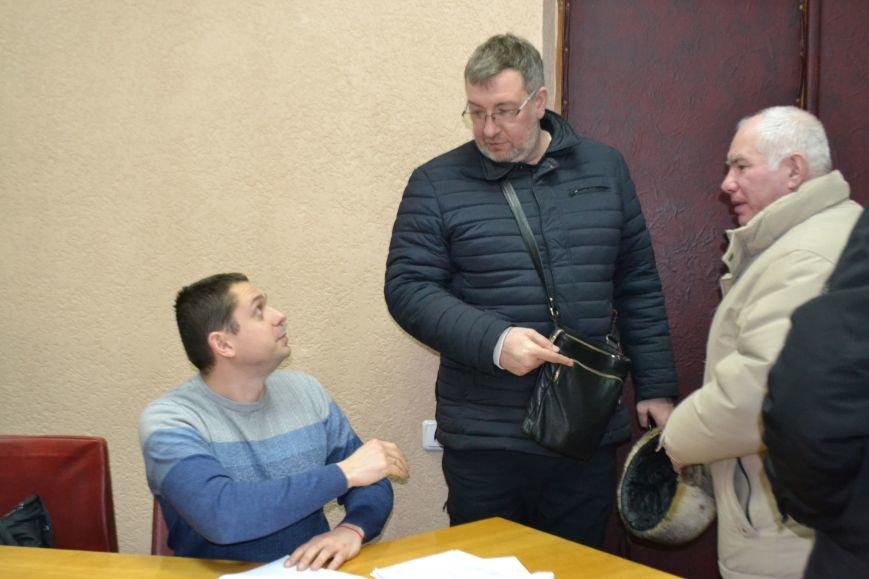 Криворожская ГИК решила выяснить судьбу  документов, которые после выборов сдавали в госархив (ФОТО), фото-13