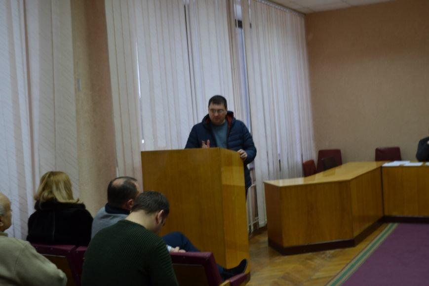 Криворожская ГИК решила выяснить судьбу  документов, которые после выборов сдавали в госархив (ФОТО), фото-14
