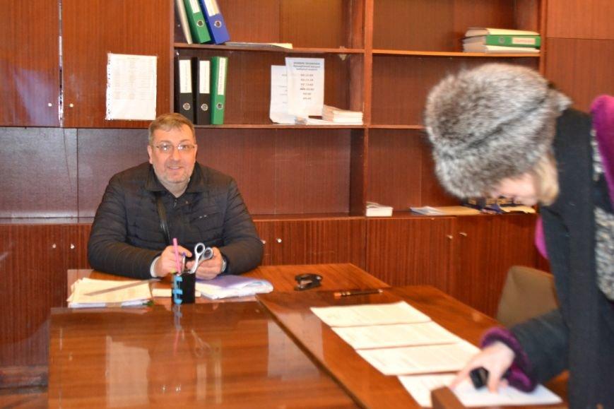 Криворожская ГИК решила выяснить судьбу  документов, которые после выборов сдавали в госархив (ФОТО), фото-1