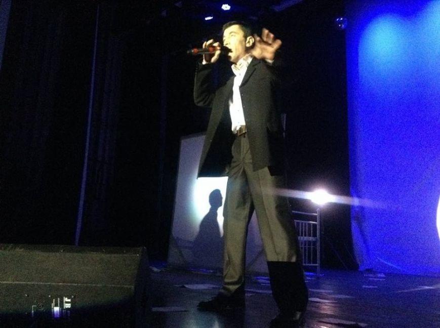 На мариупольской сцене показали две стороны души одного Высоцкого (ФОТО, ВИДЕО), фото-4
