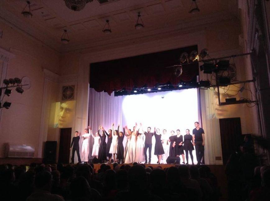 На мариупольской сцене показали две стороны души одного Высоцкого (ФОТО, ВИДЕО), фото-9