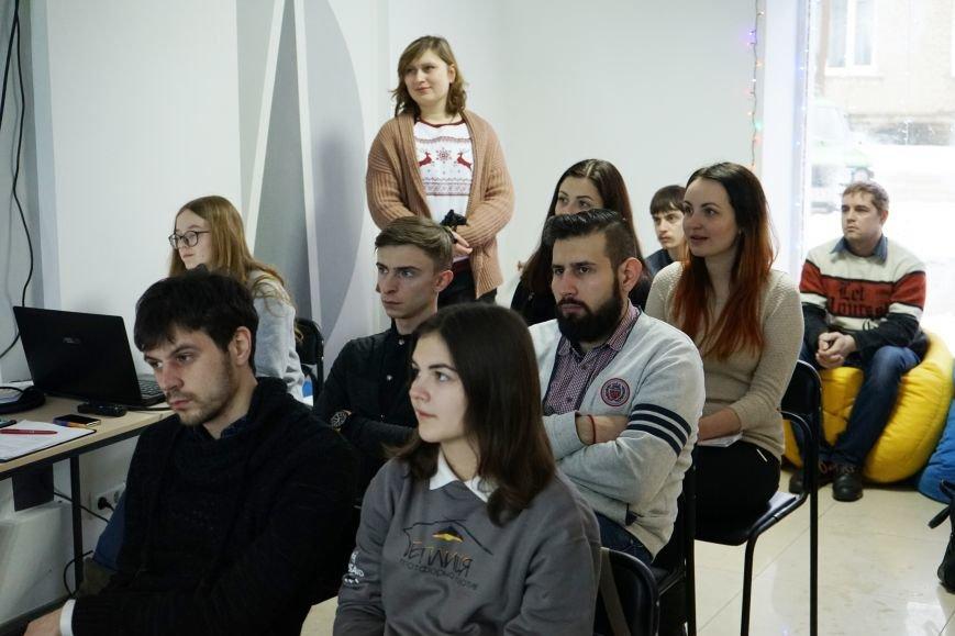 """В Дружковке в """"Халва хабе"""" прошел Форум молодежных платформ Донетчины, фото-4"""