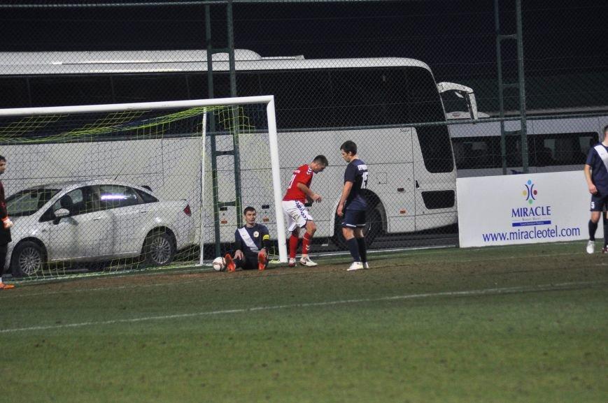 Черниговские футболисты минимально уступили косоварам, фото-21