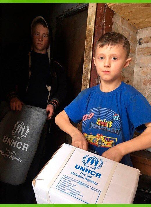 Волонтеры «Возрождения»  не оставляют авдеевцев в беде (ФОТО), фото-3