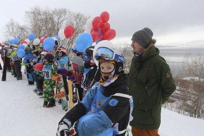 На Камчатке появилась первая сноуборд-школа, фото-4