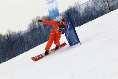 На Камчатке появилась первая сноуборд-школа, фото-10