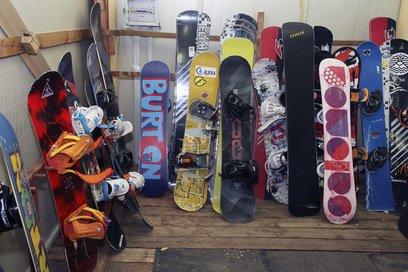 На Камчатке появилась первая сноуборд-школа, фото-1