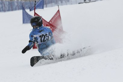 На Камчатке появилась первая сноуборд-школа, фото-7