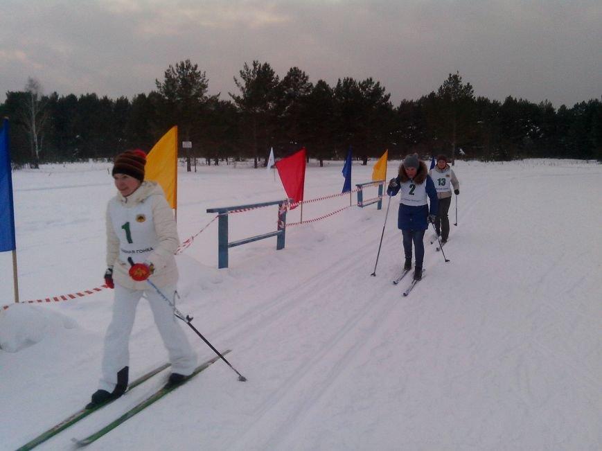Чиновники на лыжах, фото-5
