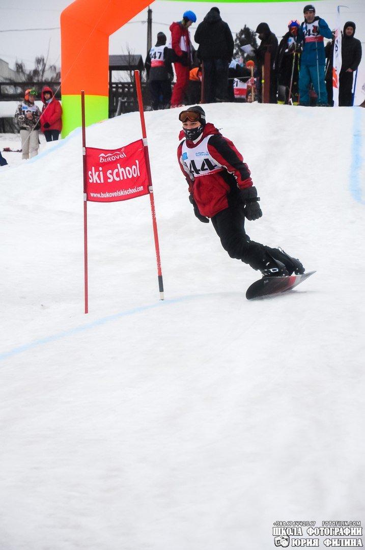 """В Мариуполе  в  центре спорта и отдыха """"Аляска"""" определили лучшего лыжника и сноубордиста (ФОТО), фото-3"""