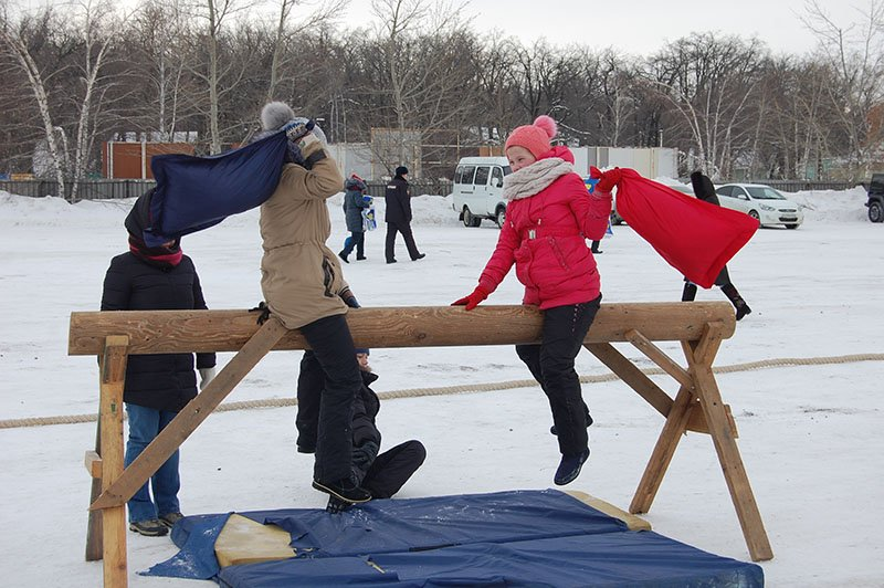 Саратовцы отпраздновали День зимних видов спорта, фото-2