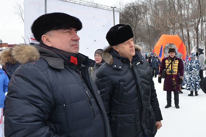 Саратовцы отпраздновали День зимних видов спорта, фото-4